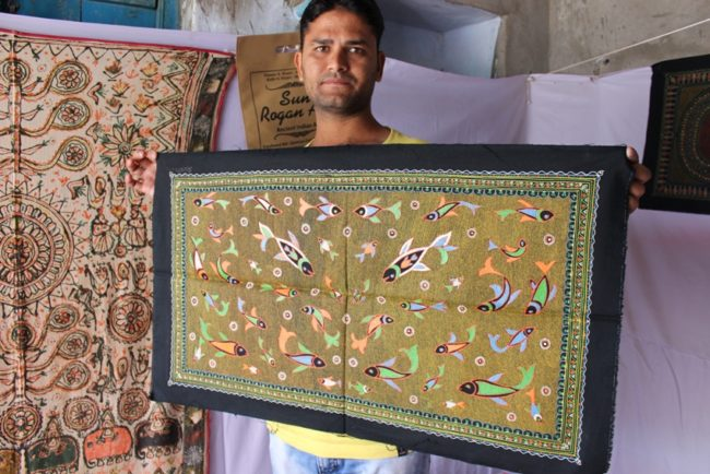 Rogan Art in kutch