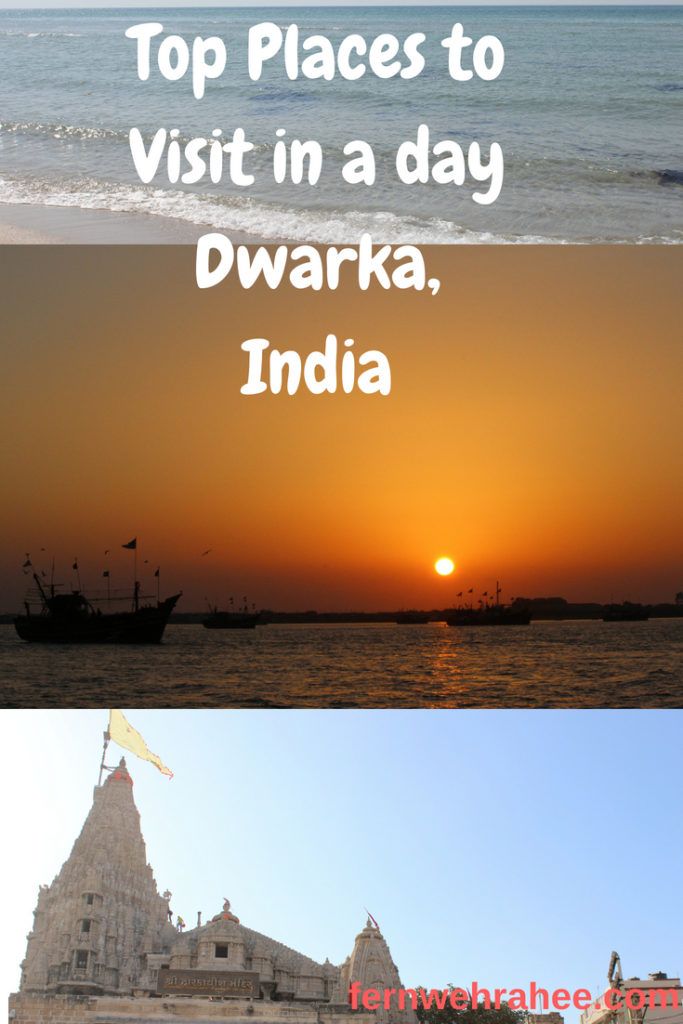 Dwarka sightseeing places
