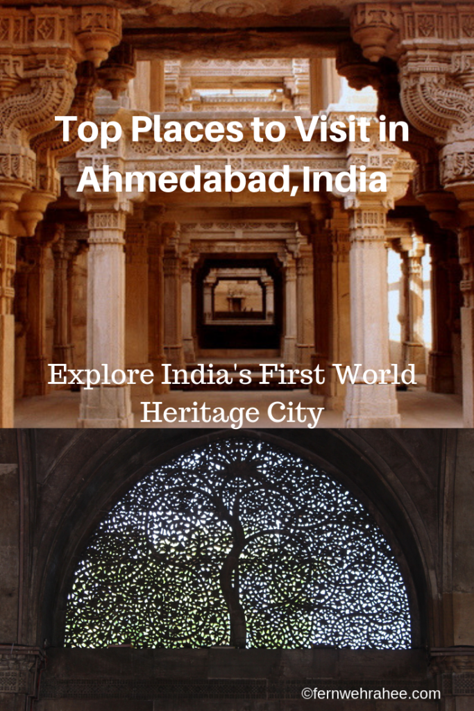 places to visit in Ahmedabad in 2 days