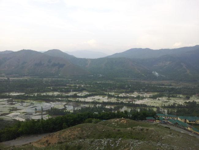 Kashmir one week itinerary