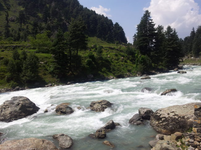 7 days Kashmir itinerary