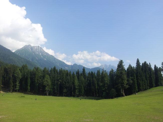 Kashmir top places to visit