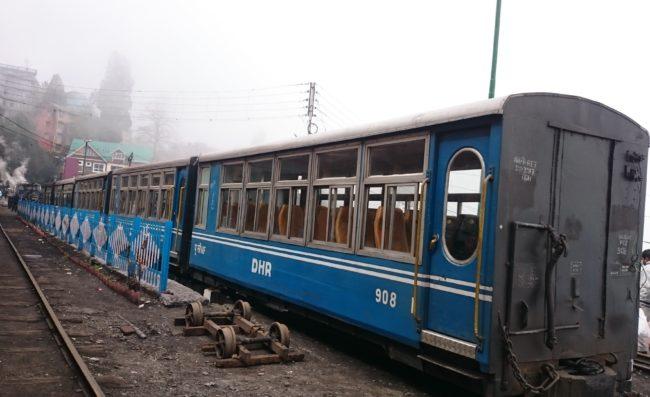 Darjeeling Himalayan toy train ride