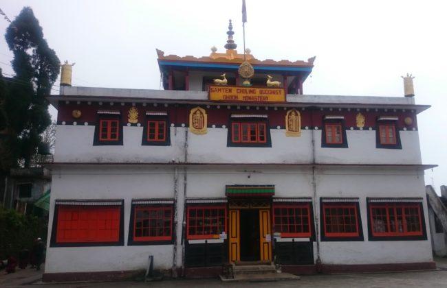 best Places to visit in Darjeeling monasteries