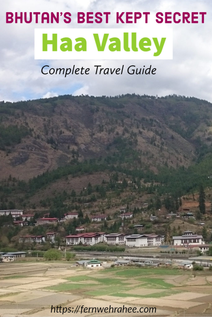 Complete Travel Guide to Visit offbeat destination of Bhutan Haa Valley #Bhutantravel #haavalleybhutan #offbeatplacesbhutan