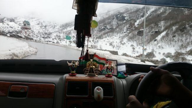 Gangtok to Tsomgo Lake