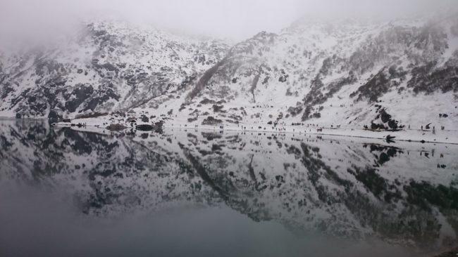 Changu Lake Sikkim