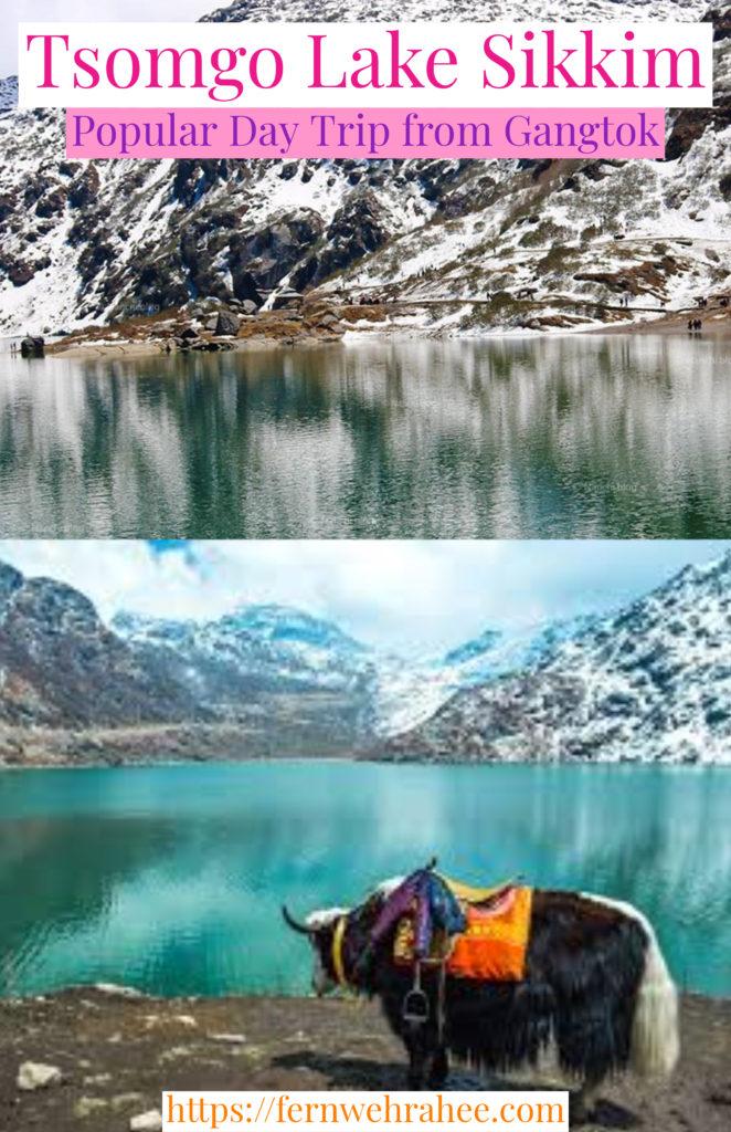 Tosmgo Lake Sikkim day trip from Gangtok