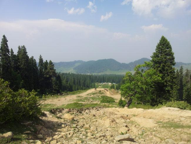 Gulmarg Gondola Ride-best things to do in Kashmir