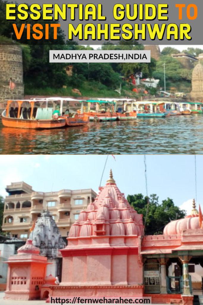 Complete travel guide to visit Maheshwar