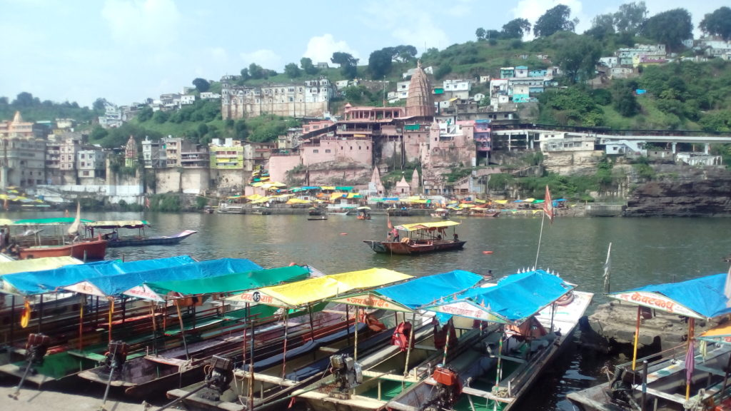omkareshwar jyortiling temple