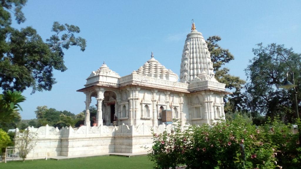 Ashram in Omkareshwar Bhakta Niwas