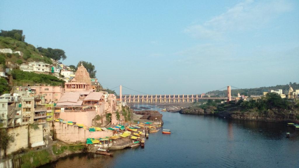 sightseeing in omkareshwar