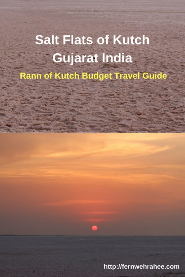 Rann of Kutch on Budget
