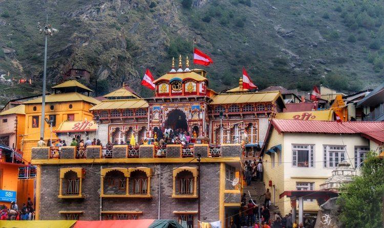 Badrinath temple Uttarakhanad