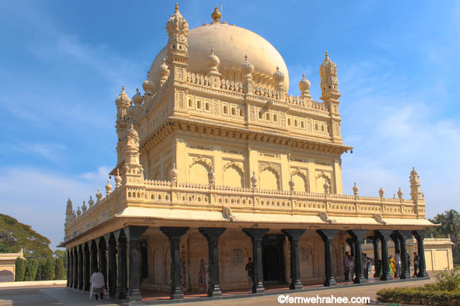 Places to visit near mysore- srirangpatna
