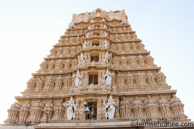 Chamundi Temple Mysore