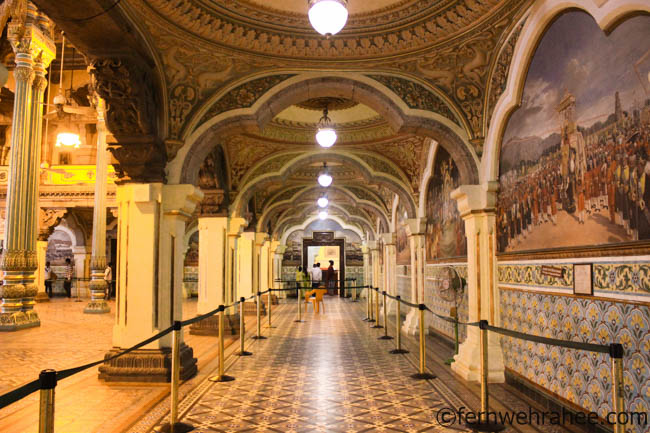 Mysore Palace Pictures
