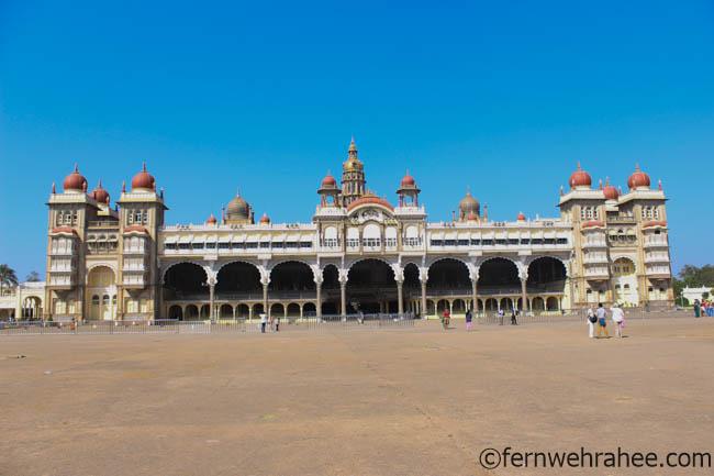 Mysore Palace Travel tips