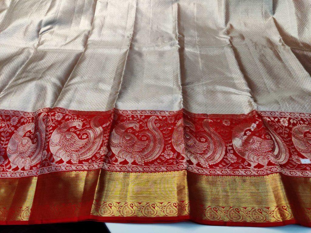 Mysore silk saree shopping
