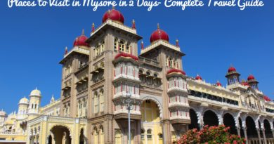 Mysore in 2 days