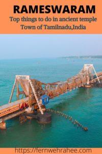 Rameswaram Temple and Rameswaram Places to visit with Dhanushkodi town. #rameswaramtemple #rameswarambridge #Dhanushkoditownn #rameswaramtravel