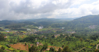 Ooty in 3 days