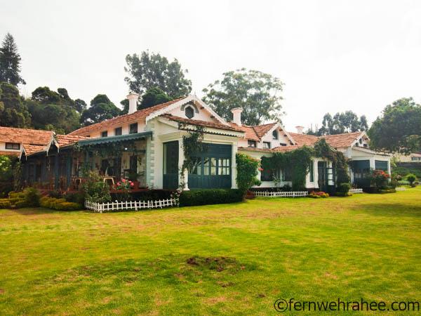 Tourist attractions in Coonoor