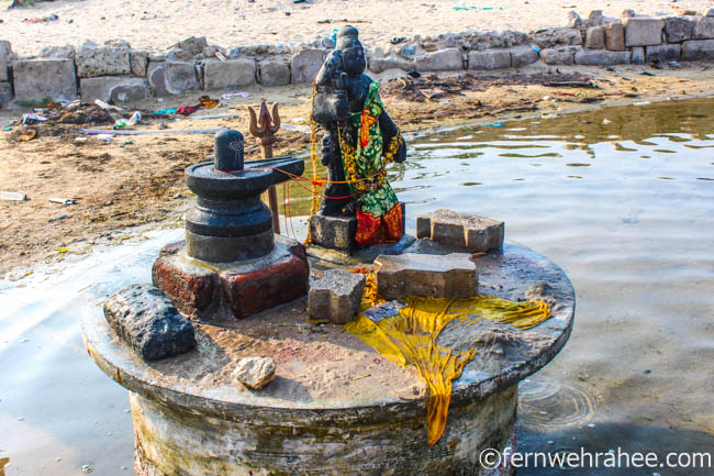 Dhanushkodi temple