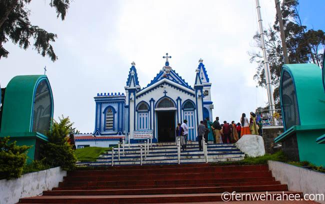 Kodaikanal Places to visit in 2 days