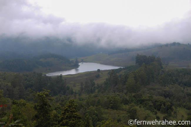 Mannavannur Lake Viewpoint