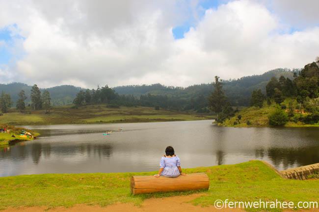 Mannavanur Lake- offbeat places to visit in Kodaikanal