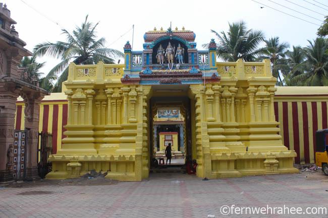Places to see at Rameswaram
