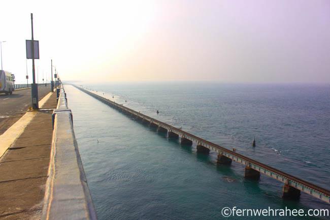 important Places to visit in Rameswaram- Pamban bridge
