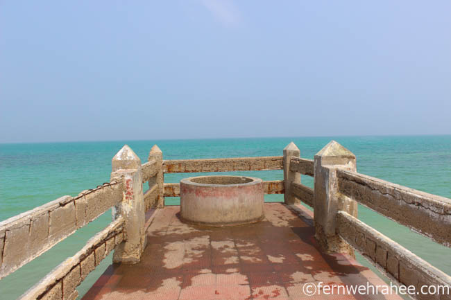 Famous places in Rameswaram