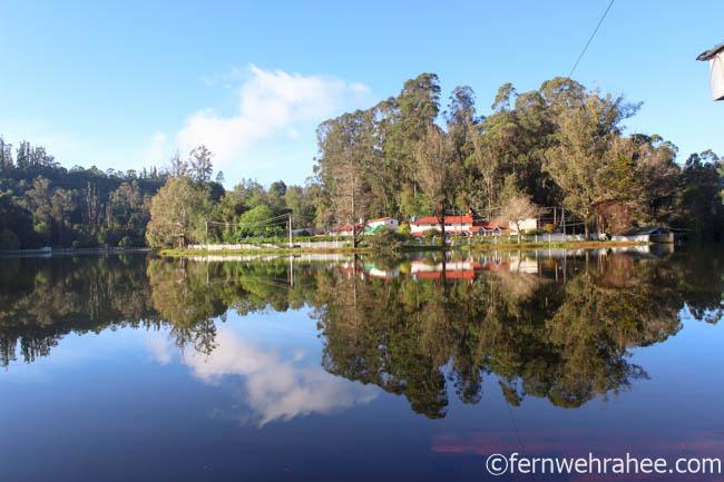 kodaikanal Lake sightseeing