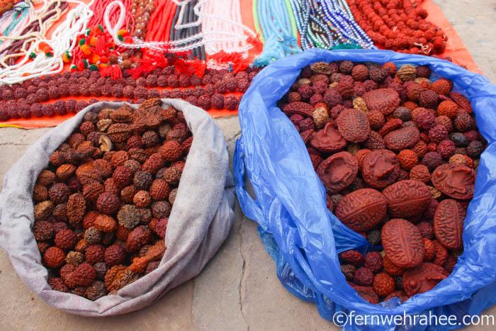Rudrakash famous things to buy in Varanasi