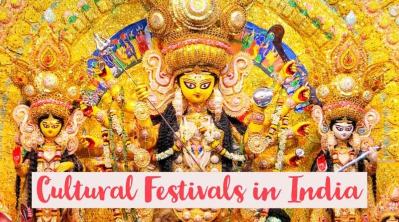 Cultural festivals in India to experience
