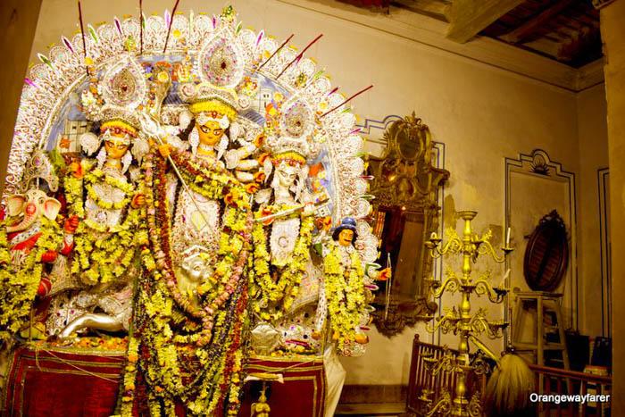 famous festivals of Northeast India Durga Puja