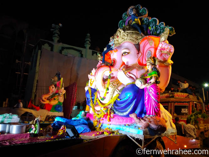 cultural festivals in India Ganesh Chaturthi