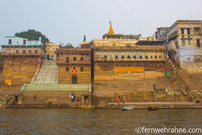 Varanasi in 2 days- Ghat walk