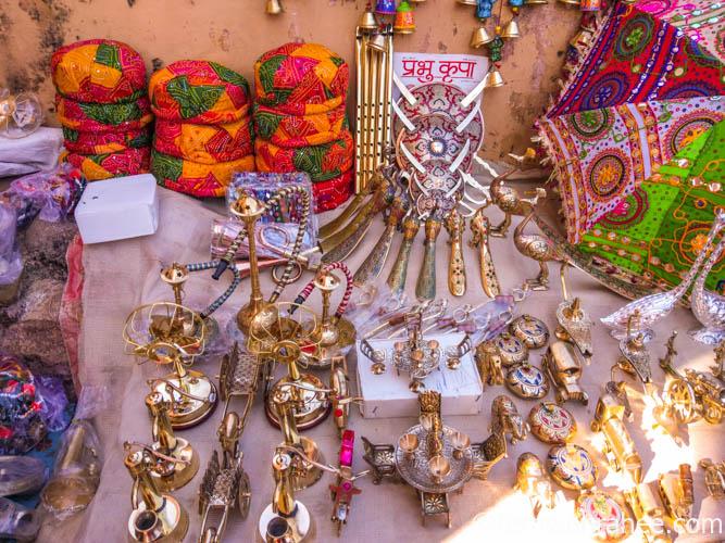 Jaipur Handicraft items