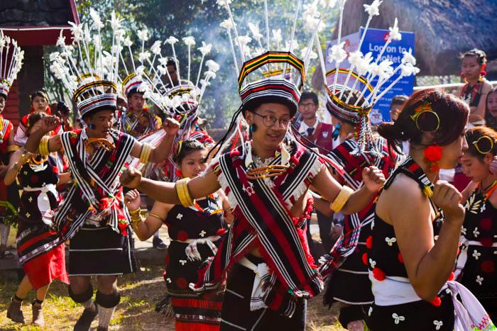 Horn Bill festival Nagaland