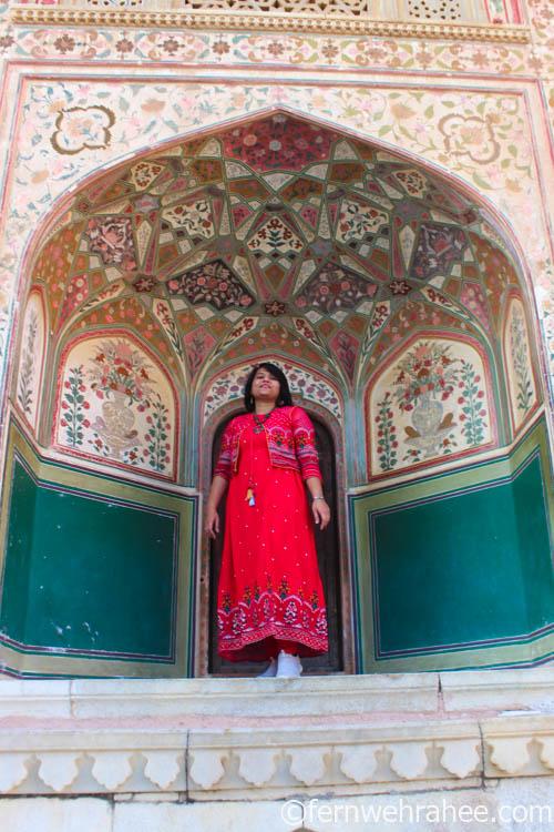 Amber fort Jaipur travel