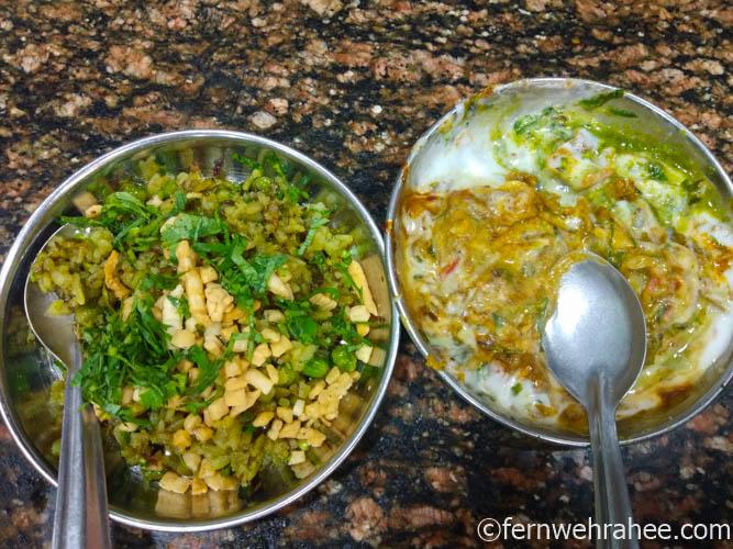 Varanasi street food Kashi chaat bhandar