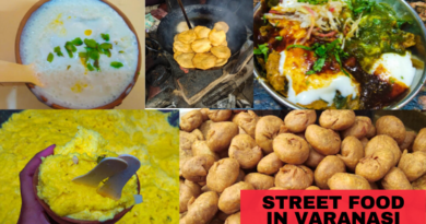 street food Varanasi guide