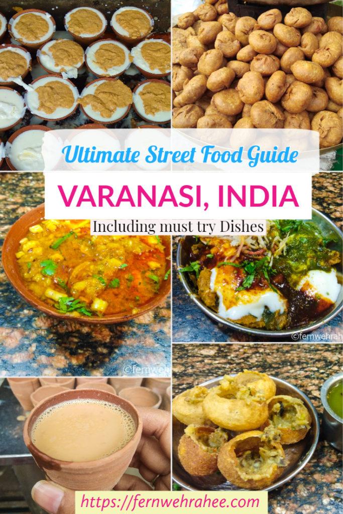 Ultimate Street Food Guide Varanasi