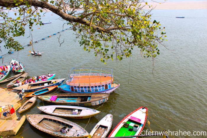 varanasi boat ride tour