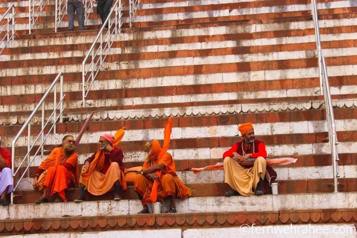 varanasi Ghat walk