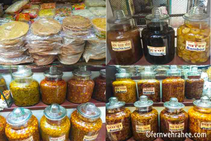 Varanasi pickles
